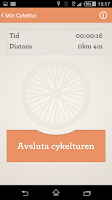 Screenshot of Cykelstaden