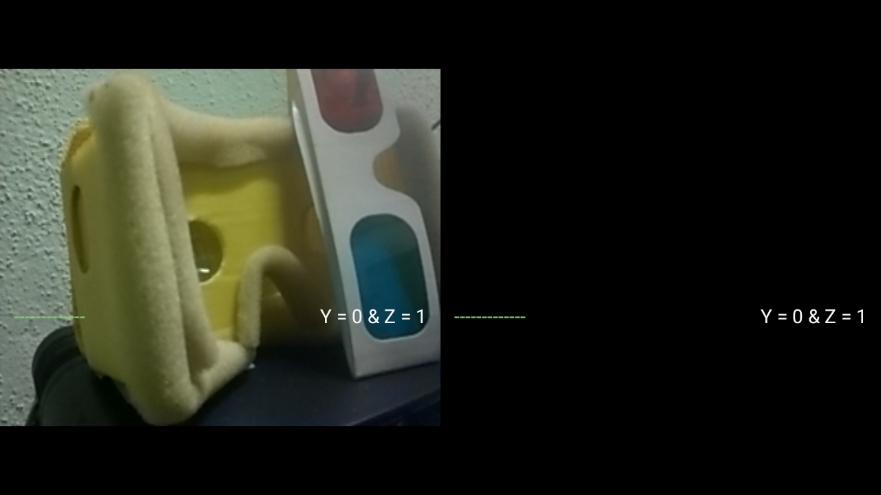 VR 3D Smart Cardboard- screenshot