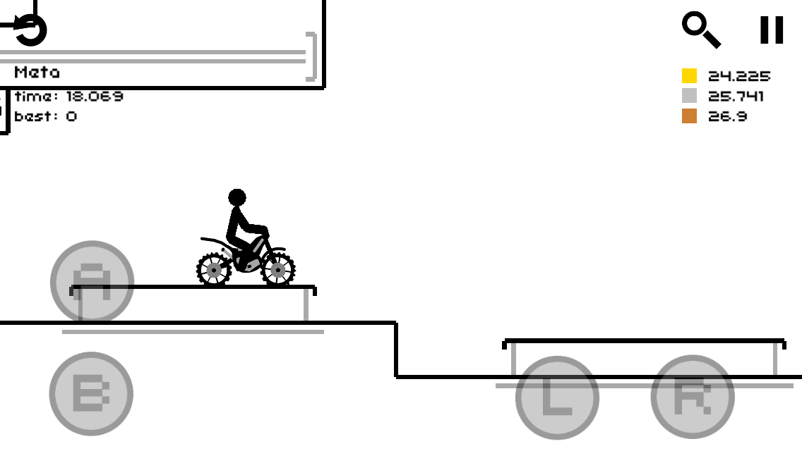 Draw Rider - screenshot