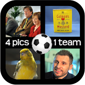 Football - 4 Pics 1 Team
