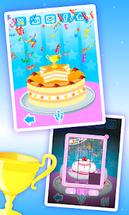 Cake Maker Kids - Cooking Game- screenshot thumbnail