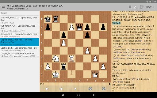 Chess PGN Master  screenshots 4