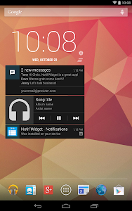 NotiWidget - Notifications v1.0.8