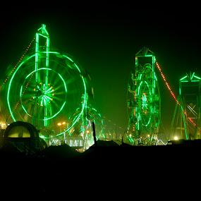 by Abhijit Pal - City,  Street & Park  Amusement Parks (  )