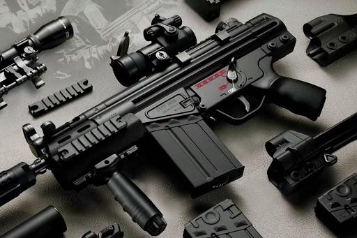 【免費工具App】Guns HD wallpaper-APP點子