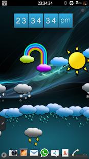 TSF Weather Pendants