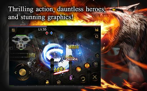 Demonic Savior screenshot