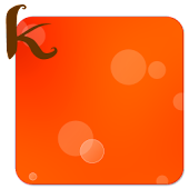 keeworld Theme: Happy Orange