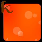 keeworld Theme: Happy Orange