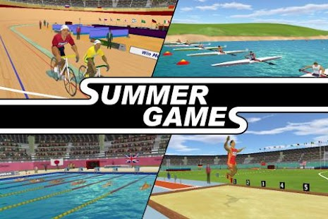 Summer Games 3D Lite- screenshot thumbnail