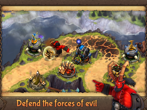 Evil Defenders 1.0.19 screenshots 1