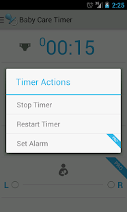Baby Care Timer Lite- screenshot thumbnail