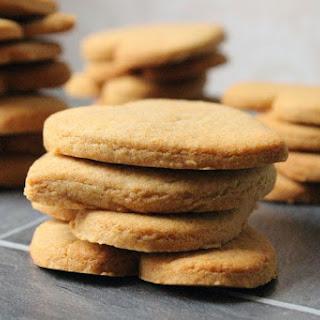 Valentine's Gluten Free Gingerbread Heart Biscuit