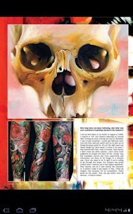 Tattoo Culture Magazine #1 - screenshot thumbnail