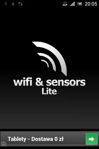 WiFi and Sensors