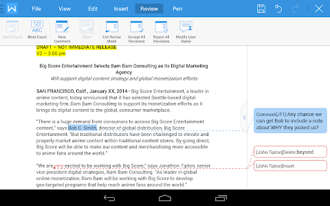 WPS Office + PDF v6.2.1