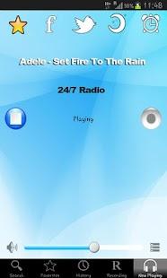 tfsRadio Indonesia - screenshot thumbnail