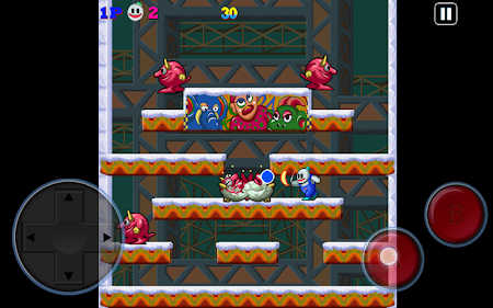Snow Bros 1.2.1 screenshot 205537