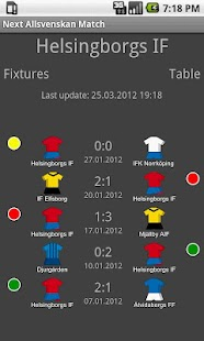 Next Allsvenskan Match 2013- screenshot thumbnail