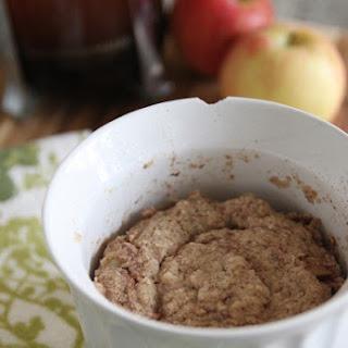 Double Apple Breakfast Cake.