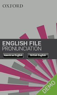 English File Pron Demo- screenshot thumbnail