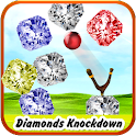 Diamonds Knockdown icon