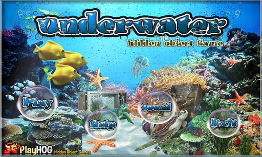 Underwater Free Hidden Objects