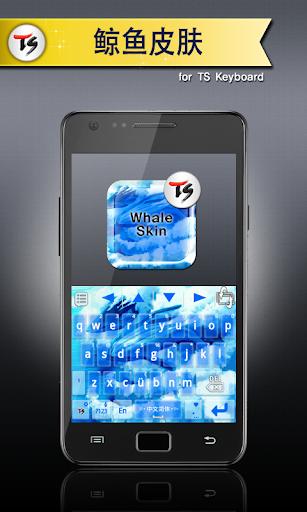 鲸鱼 for TS键盘