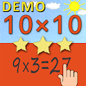 Times Tables 10x10 icon