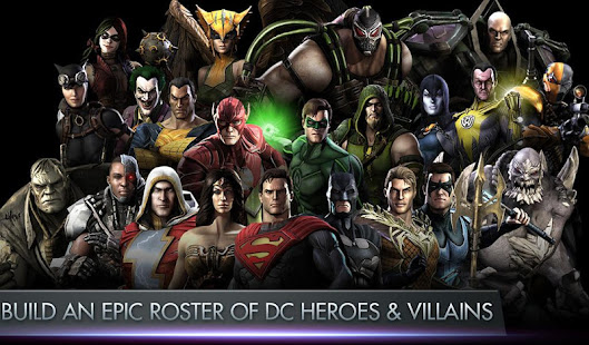 Game Injustice: Gods Among Us APK for Windows Phone