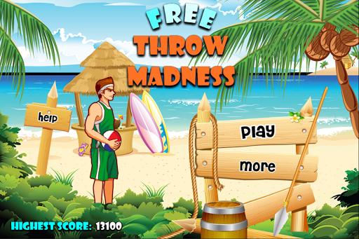 Free Throw Madness