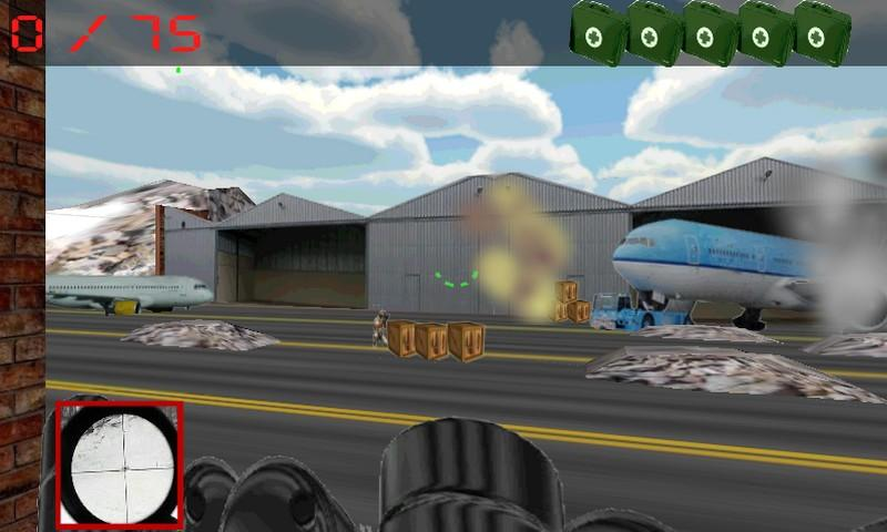 call of swat: sniper duty - screenshot