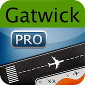 London Gatwick Airport+Tracker