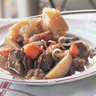 Baekeoffe (Alsatian Meat Stew)