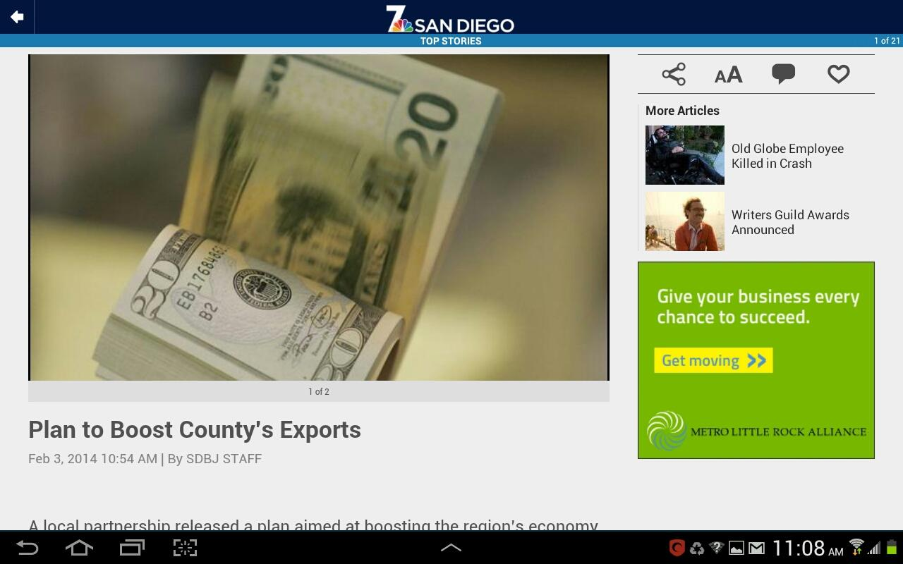 NBC 7 San Diego - screenshot