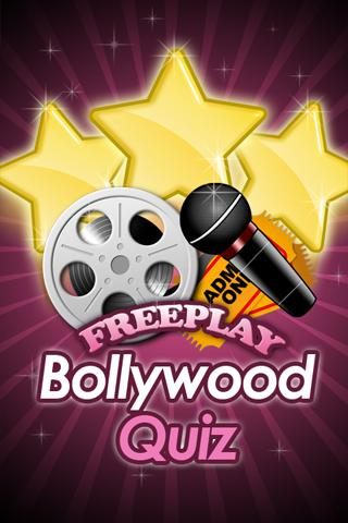 FreePlay Bollywood Quiz - screenshot