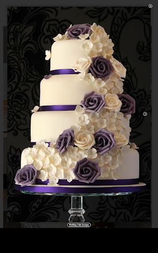 Дизайн свадебного торта фото
