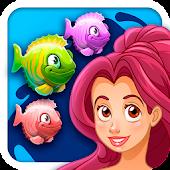 Mermaid match-3