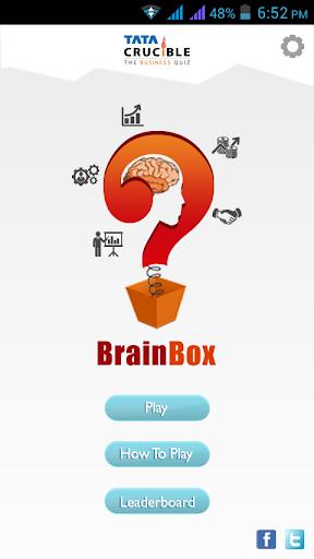 Tata Crucible BrainBox