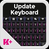 Update Keyboard