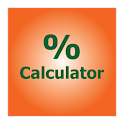 Percentage (%) Calculator icon