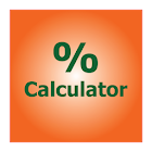 Percentage (%) Calculator icon