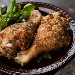 Baked Breaded Chicken Drumsticks Recipes.