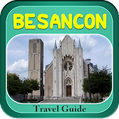 Besancon Offline Map Guide