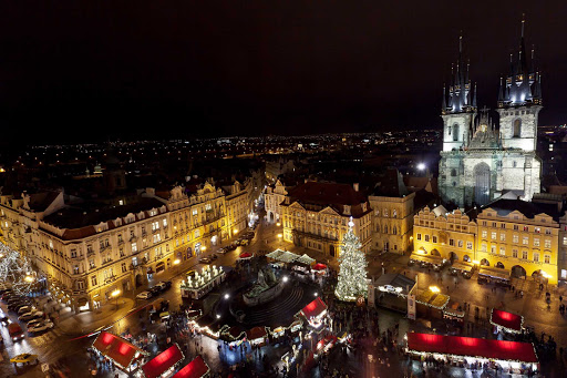 Czech-Prague-Christmas-Markets - Christmas is a magical time to visit Prague and the Czech Republic. Christmas market cruises often fill up a year in advance, so book early.