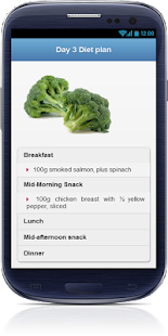 Belly Fat Burning Diet plan - screenshot thumbnail