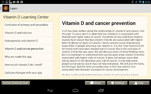 Vitamin-D Pro screenshot