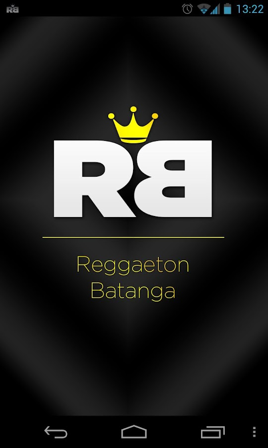 Reggaeton Music: Batanga Radio - screenshot