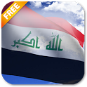 3D Iraq Flag Live Wallpaper icon