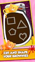 Screenshot of Brownie Maker